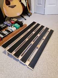Designing A Pedal Board Diy Pedal Board Builds