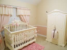 Pink And Cream Bedroom Decoration Small Baby Girl Room Decorating Interior Exterior