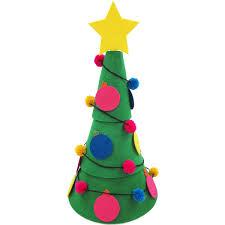 Foam Tree Door Hanger For Decorating  Christmas Kits U0026 ThingsTo Foam Christmas Tree Crafts