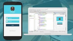 Android Studio Ui Designer Tutorial Login Ui Design In Xml 2 Android Studio Tutorial