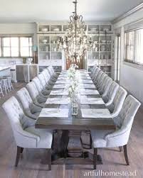 my dream dining room table room for everyone on thanksgiving just need a formal dining room big enough to fit it in