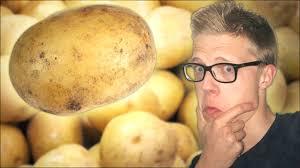 hoe zwaar is een aardappel