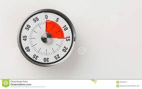 Timer 15 Vintage Analog Kitchen Countdown Timer 15 Minutes Remaining