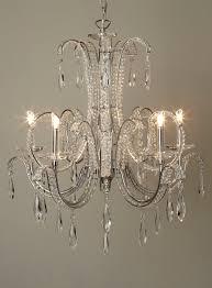 clear ambrin light chandelier ceiling lights home lighting