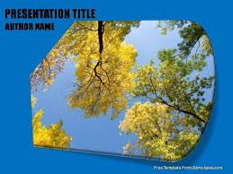 Nature Powerpoint Templates Archives - Demplates