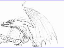 How To Train Your Dragon Skrill Coloring Pages Master Coloring Pages
