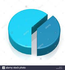 Pie Chart 70 30 Percent Stock Photos Pie Chart 70 30