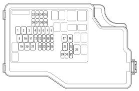 mazda 3 (2012 2013) fuse box diagram auto genius 2013 dodge dart sxt interior fuse box diagram mazda 3 (2012 2013) fuse box diagram