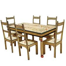 hand painted dining table and chairs. birds of paradise hand painted 7pc country dining table and chair set chairs