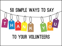 Volunteers Thanks | Free Download Best Volunteers Thanks On ...
