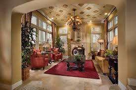 Interior Designers & Decorators. Spanish Inspired Living Room mediterranean -living-room