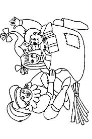 Kleurplaten Sinterklaas