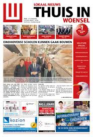 Thuis In Woensel Editie Maart 2019 By Thuis In Woensel Eindhoven