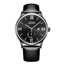 luxury brand cc watch prices net jedir luxury brand men s watch business man accurate date calendar leather strap quartz leisure fashion