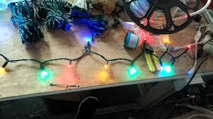 Blue Wide Angle Led Christmas Lights