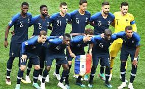 Mais des supporters algériens ont mis. History Of France National Football Team