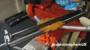 sheet metal brake plans. image source: projectmayhemuk sheet metal brake plans