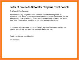 Sample Letter Of Absent From School 9 Excuse Letter For School For Being Sick Corpus Beat