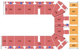 Compton Family Ice Arena Seating Chart Buy Ncaa Hockey Tickets Front Row Seats