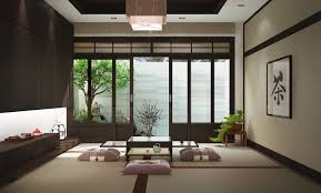 Interior:Japanese Style Bedroom Interior Design Modern Home Idea Awesome  Modern Japanese Interior Design With