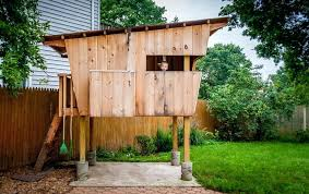 decoration treeless tree house designs and plans free