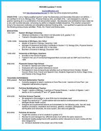 Cover Letter Resume Examples For Teacher Assistant Best Of Graduate
