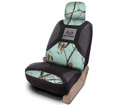 realtree low back seat cover mint