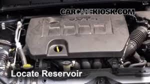 toyota corolla interior fuse check toyota corolla add windshield washer fluid toyota corolla 2014 2016