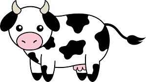 cow clipart black and white. Wonderful Black Cattle20Clip20Art For Cow Clipart Black And White I