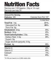9 nutrition facts cinnamon brown sugar cereal crunch fast