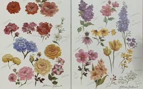 the beauty of oil painting series 1 episode 27 flower painting tech