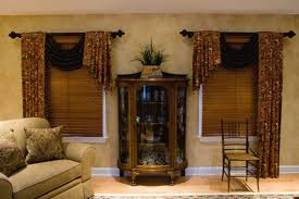 Wood Window Treatments Ideas Valances For Living Rooms In Red For The Living Room Country