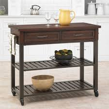 Rustic Kitchen Island Cart Rustic Kitchen Islands And Carts Ideas