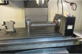 Haas Rotary Fit Chart Haas 12 4th Axis Rotary Table With Trunnion Tailstock