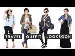 Cute winter women airport outfits ideas Casual Outfits Travel Outfit Ideas Lookbook Cute Comfortable Fashionable Traveling Outfits Miss Louie Youtube Travel Outfit Ideas Lookbook Cute Comfortable Fashionable