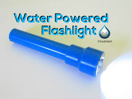 Water Light Flashlight Water Powered Flashlight 7 Steps With Pictures