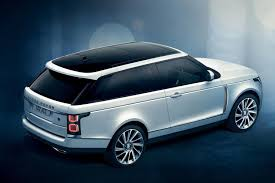 Best Car Design Award 2018 Range Rover Sv Coupe Interior Scoops Best Of 2018 Award
