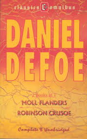 moll flanders robinson crusoe by daniel defoe