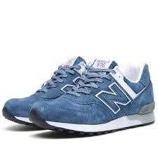 new balance blue. fashion new balance m576cbw suede uk light blue white mens shoes i