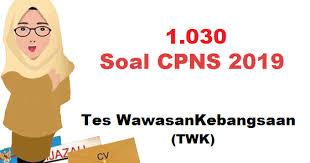 Berikut ini latihan soal p3k dan cpns 2019 twk ( sebelum kemerdekaan) 1.voc dibentuk pada tanggal a.20 april 1602 b.23 april 1602. 1030 Contoh Soal Cpns Twk Hots Jawabannya Pdf Informasi Pendidikan