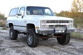 1986 Chevrolet Blazer - Information and photos - MOMENTcar