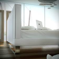 Platform Bedroom Badger Upholstered Platform Bed Reviews Allmodern