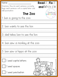 Free Writing Worksheets Free Check Writing Exercises How Worksheets ...