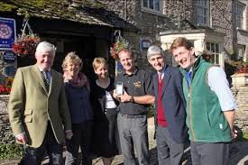 New team taking Bull by horns in Fairford | Wilts and ...