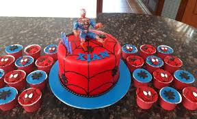 spiderman birthday cake and cupcakes combined with cake and cupcakes by treasures and tiaras kids parties for frame astonishing spiderman birthday cake with