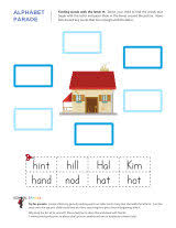 finding words with same letter h