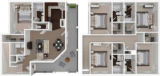 5 Bedroom Floor Plan Impressive Decorating