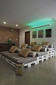 movie room decorations | Stylish and Fascinating Movies Room Decor Charming Media  Room Design ... | house ideas | Pinterest | Movie room decorations, Media  ...