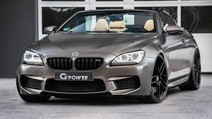 2018 bmw m6. fine 2018 gpower gives 800 horsepower to bmw m6 convertible to 2018 bmw m6