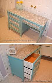 paisley furniture. a diy stenciled desk using the paisley allover stencil httpwww furniture e